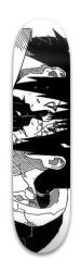 sasuke and itachi skateboard Park Skateboard 7.88 x 31.495