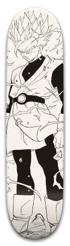 Gohan manga Park Skateboard 8 x 31.775