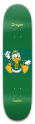 Oregon Ducks Park Skateboard 8 x 31.775