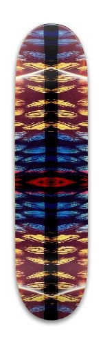 What's this Pattern Park Skateboard 7.88 x 31.495
