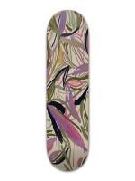 Pavlina Pokorna design Banger Park Skateboard 8.5 x 32 1/8