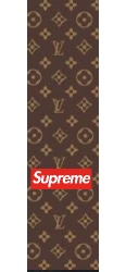 Supreme LV Whatever Skateboards Skateboard