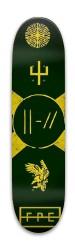 Tøp Skateboard Park Skateboard 7.88 x 31.495