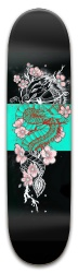 Blossoming dragon Park Skateboard 8 x 31.775