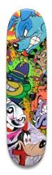 Park Skateboard 9 x 34