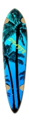 ryan longboard Dart Skateboard Deck v2