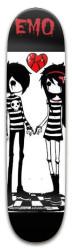 emo Park Skateboard 8 x 31.775