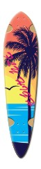 ryan longboard 12 Dart Skateboard Deck v2