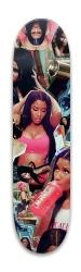 Nicki Minaj Park Skateboard 7.88 x 31.495