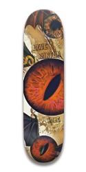 Luke Minton 2020 Park Skateboard 7.5 x 31.370