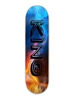 qadir Banger Park Skateboard 8.5 x 32 1/8