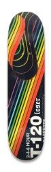 T.120 loser Park Skateboard 8.25 x 32.463