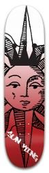 Sun King Park Skateboard 8 x 31.775