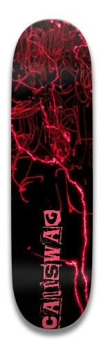 Caliswag Park Skateboard 7.5 x 31.370