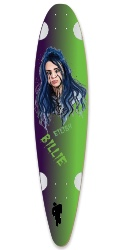 Billie eilish Classic Pintail 37