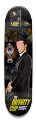 Infinity Cup Heist Park Skateboard 8.5 x 32.463
