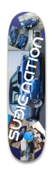 SUBIE NATION Park Skateboard 8.25 x 32.463