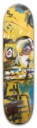 Basquiat Park Skateboard 8 x 31.775