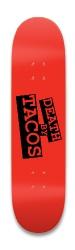 DBT red Park Skateboard 8.25 x 32.463