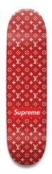 Supreme Lv Park Skateboard 8.5 x 32.463