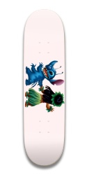 lilo and stitch Park Skateboard 7.5 x 31.370