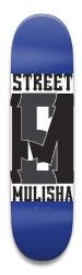 Street Mulisha Park Skateboard 9 x 34
