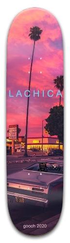 Lachica gooch board Park Skateboard 8 x 31.775