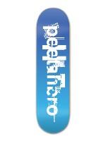 PeetahBro Banger Park Skateboard 8.5 x 32 1/8