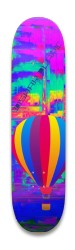 Flying High - Kishar Clark Park Skateboard 8.25 x 32.463