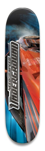 Need for Speed Park Skateboard 8.5 x 32.463