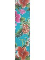 Floral Custom longboard griptape
