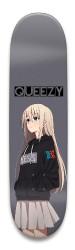 queezy Park Skateboard 8.5 x 32.463