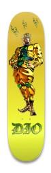 DIO 2.0 (Menacing .ver) Park Skateboard 8.25 x 32.463