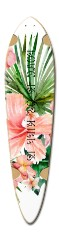 Surf Dart Skateboard Deck v2