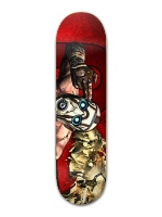 borderlands Banger Park Skateboard 8.5 x 32 1/8