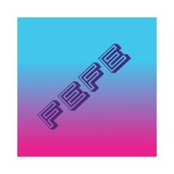 Fefe Sticker 4 x 4 Square