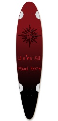 Lucas's Board Classic Pintail 37