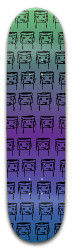 Cuppy Board Park Skateboard 8 x 31.775