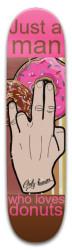 just a man... Park Skateboard 8 x 31.775