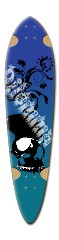 Dilemma Dart Skateboard Deck v2