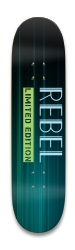 Rebel Limited Park Skateboard 8.25 x 32.463