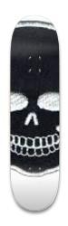 skull Park Skateboard 8.25 x 32.463