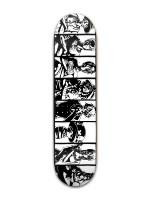 Banger Park Complete Skateboard 7 7/8 x 31 5/8