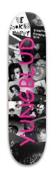 YUNGBLUD Park Skateboard 7.88 x 31.495