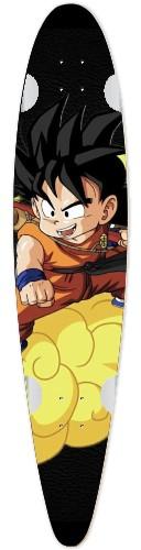 DB Goku Nimbus Classic Pintail 42