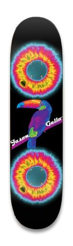 Jason Gallo - Team Board Park Skateboard 8.25 x 32.463