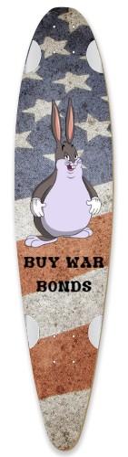 Buy War Bonds Classic Pintail 37