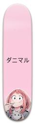Ochako Uraraka Park Skateboard 8 x 31.775