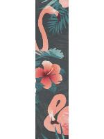 dark flamingo Custom longboard griptape