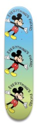 Everythings f*(&ed Park Skateboard 8.5 x 32.463
